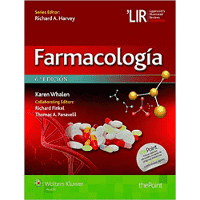 Farmacología 6ª Edición LIR (Lippincott Illustrated Reviews Series)