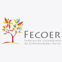 Web FECOER - Federación Colombiana de Enfermedades Raras