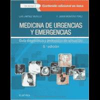 Libro de Medicina de urgencias y emergencias